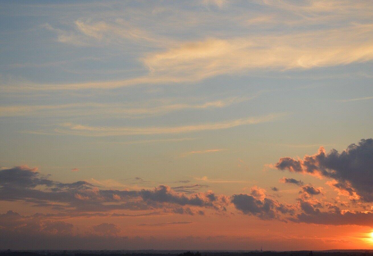Digital Picture Image Photo Wallpaper JPG Sunset Clouds Desktop Screensaver 1