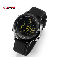 US Lemfo EX18 Bluetooth Waterproof Smart Watch Sport Phone Mate For Android iOS