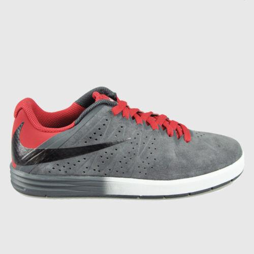 Paul Rodriguez skateboarden Nike enkellaags schoen 9 Heren Sz grijszwartrood ym0PnOvN8w