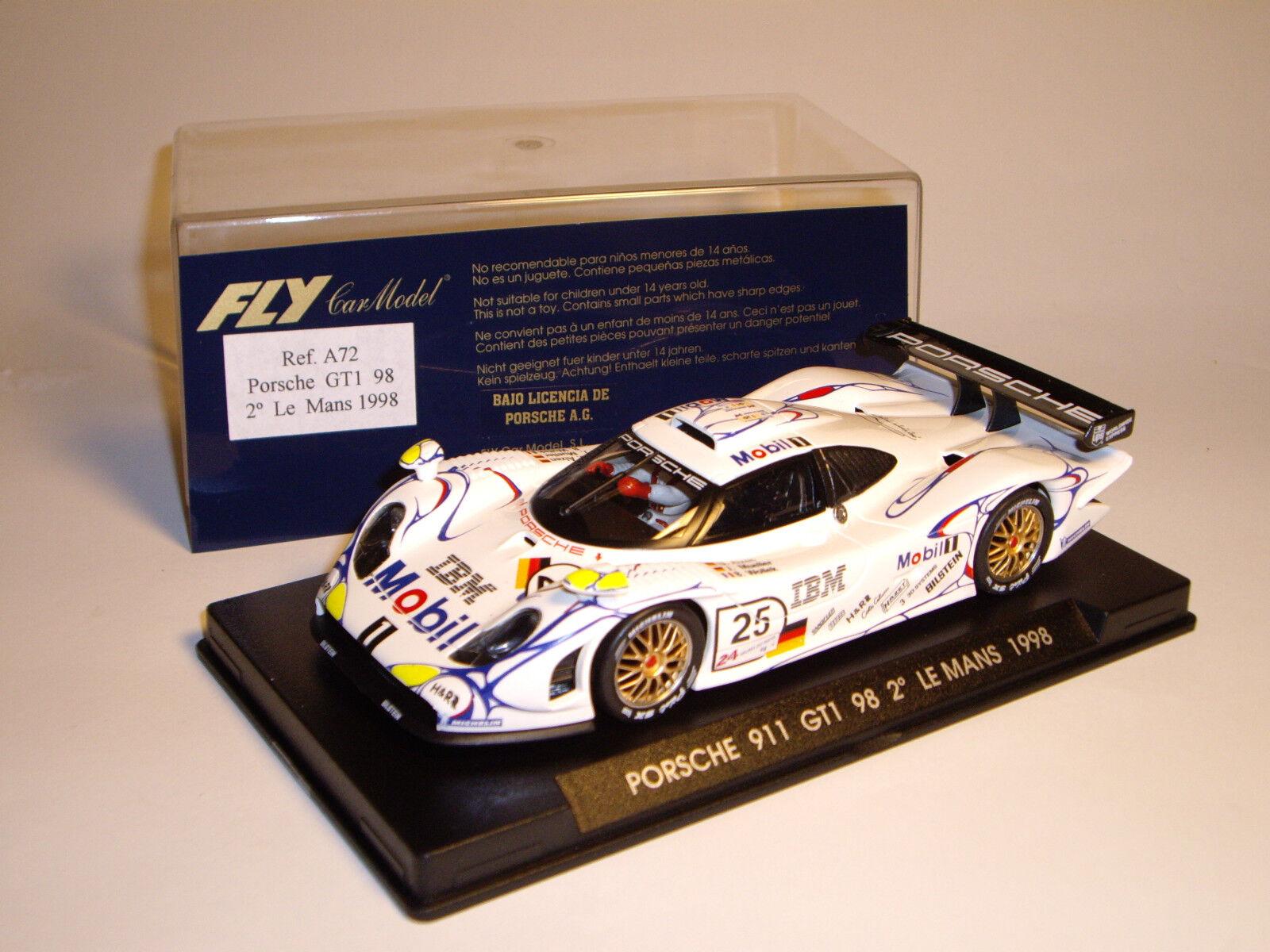 Porsche GT1 98 - 2º Le Mans 1998 - A72