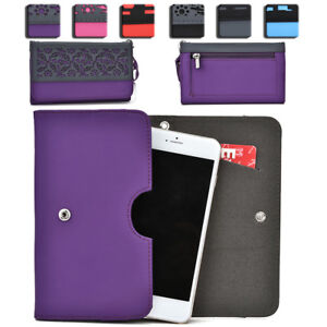 Womens-Protective-Wallet-Case-Cover-for-Smart-Cell-Phones-by-KroO-ESDC-17-MD