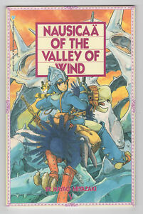 Nausicaa-of-the-Valley-of-Wind-5-Part-1-1989-Viz-Select-Miyazaki-Prestige-v