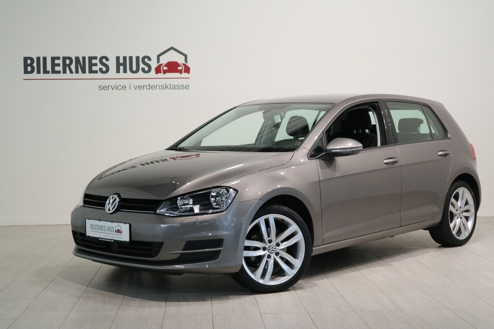 VW Golf VII 1,4 TSi 122 Edition 40 DSG BMT