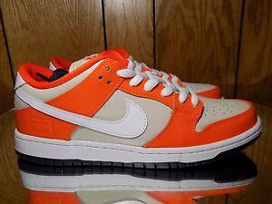 brand new 1ddcf 17545 Image is loading Nike-Dunk-Low-Premium-SB-Orange-Box-313170-