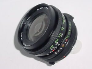 Olympus-OM-Fit-Vivitar-24mm-F2-8-Auto-Wide-Angle-Manual-Focus-Lens