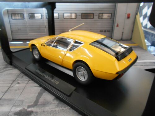 RENAULT alpine a310 MKI 1977 Jaune Yellow Neuf New NOREV 1:18