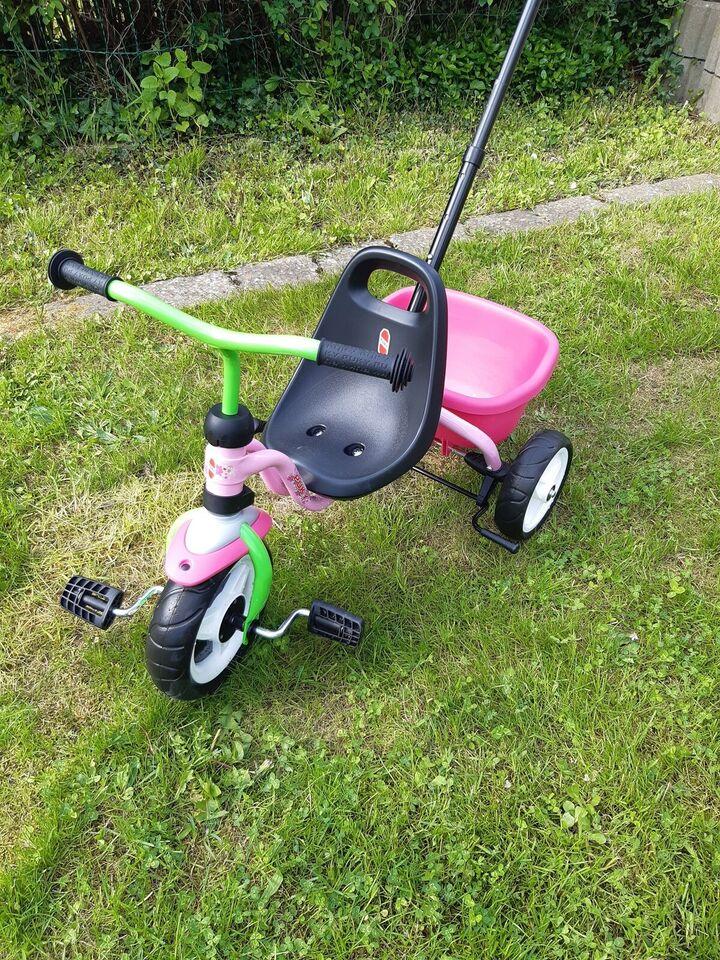Pigecykel, trehjulet, PUKY