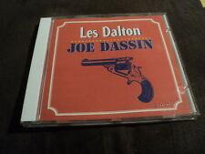 """RARE! CD """"LES DALTON"""" Joe DASSIN / 23 TITRES"""