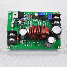 800W DC 12-80V to 12-80V 10A Boost Converter Step Up CC CV Car Power Supply