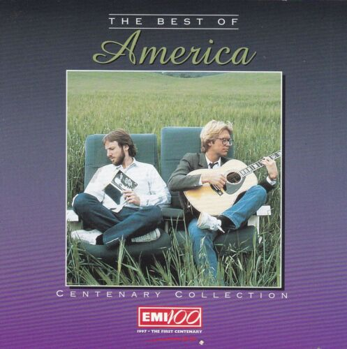 1 of 1 - AMERICA Centenary Collection / Best Of CD - New