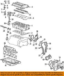 GM OEM-Engine Piston Ring 55588455