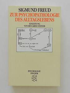 Sigmund-Freud-Zur-Psychopathologie-des-Alltagslebens-Fischer-Verlag