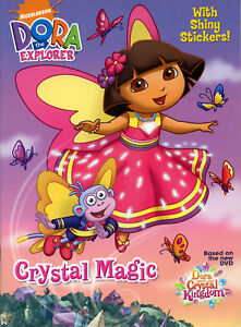 Image Is Loading Dora Coloring Book RARE UNUSED