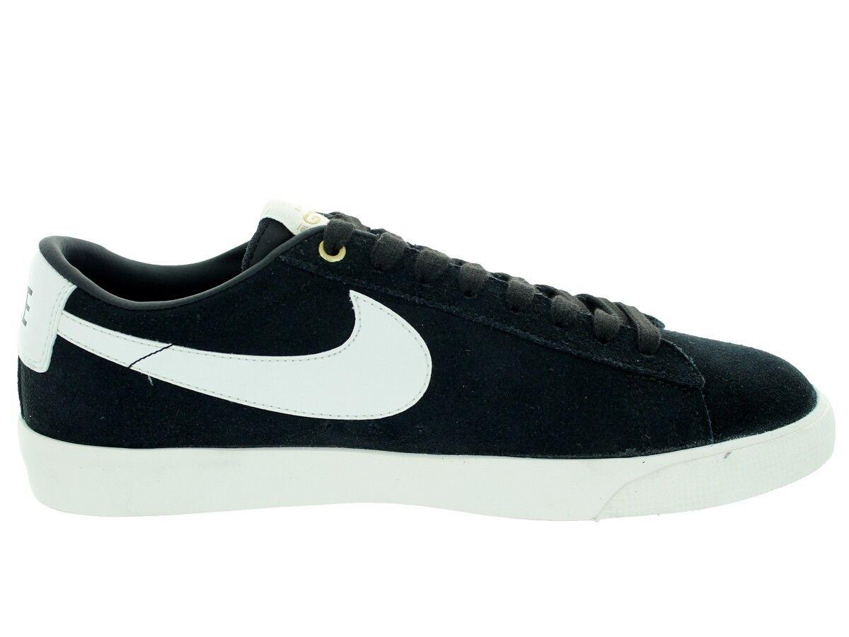 Nike blazer basso gt qs vela nera occasionale con lo di skateboard di lo sconto (475), scarpe da uomo fcf3fc
