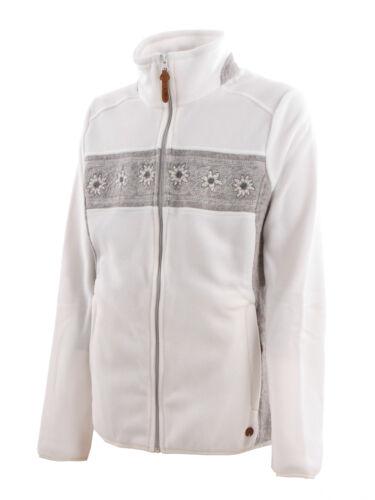 CMP Pinewood de transición chaqueta función chaqueta blanco cuello caliente