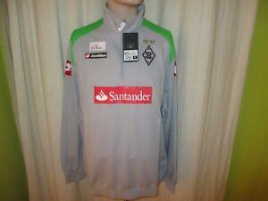 Borussia-Moenchengladbach-Lotto-Training-Zipper-Jacke-034-Santander-034-Gr-XL-Neu