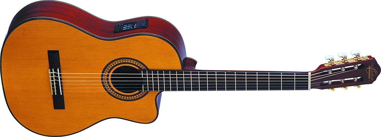 Oscar Schmidt OC11CE-A-U OC11CE-A-U OC11CE-A-U Guitarra Electroacústica Clásica De Corte-Natural 6c7b99