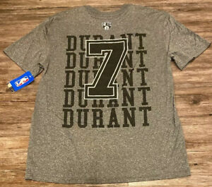 Kevin Durant Jersey T-Shirt Brooklyn Nets Size Medium NBA U NWT