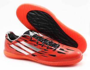 Details Zu Adidas Indoor Fussballschuhe Halle Speedtrick B23945 Rot 49 Gr 43 1 3
