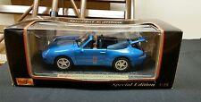 Maisto Porche 911 Carrera Cabriolet 1994 1:18 scale new in box