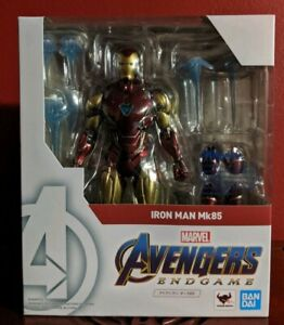 FIGUARTS IRON MAN MARK 85 Action FIGURE Avengers End Game From Japan BANDAI S.H