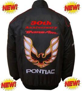 Trans Logo 30 Pontiac Jubiläum Schwarzes In All jähriges Brodery Am d0xxwEqg