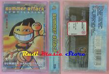MC SUMMER ATTACK COMPILATION SIGILLATA Summer dance traxx MOLOKO(*)cd lp dvd vhs