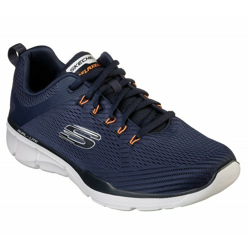 Hausschuhe Skechers 52927 NVOR RELAXED FIT EQUALIZER 3.0