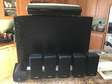 Bose Lifestyle 38 5.1 Channel Home Theater System Nice L@@K!!