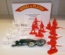 Armies in Plastic 5668 - Napoleonic Wars, 8 Russian Army & 10 French Army   1/32