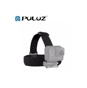 PULUZ-PU24-Elastic-Mount-Belt-Adjustable-Head-Strap-for-GoPro-and-Other-Action