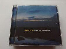 David Gray - New Day At Midnight CD
