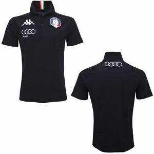 Kappa-Polo-Shirts-Uomo-Donna-6CENTO-POLLY-FISI-Sci-sport-Polo