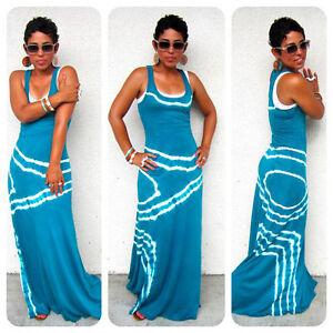 Women-Sexy-Summer-Dress-Boho-Maxi-Long-Evening-Cocktail-Dresses-Sundress-S-XL