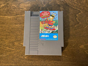 The Simpsons: Bart vs. The Space Mutants (Nintendo NES) [Game Only]