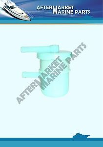 Suzuki DF25 DF30 DF40 DF60 DF90 DF140 fuel filter replaces 15410-87J10