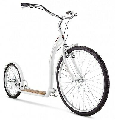 Adult Scooter For Kick 26 Wheels Bike Bicycle Cycle Teen Ride On Shuffle 16""