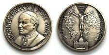 Medaglia Joannes Paulus II Pont. Max. (Inc. P.Monassi) Anno Santo 1983, Metallo