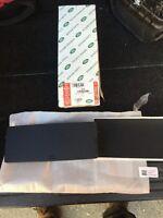 Range Rover Evoque Sunglass Holder In Box Lr068340 Black
