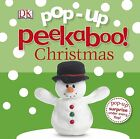 Pop-up Peekaboo! Christmas! by DK (Board book, 2013)
