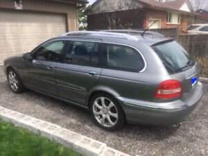 2006 Jaguar X-type Luxury Edition Wagon (Reduced)