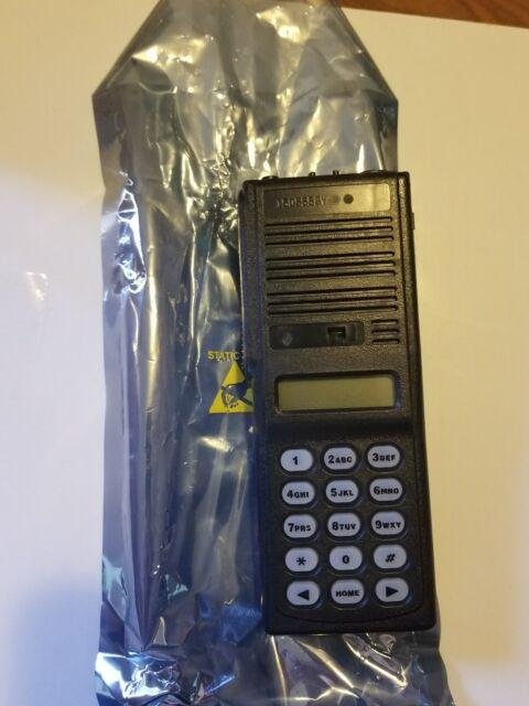 Motorola HT1000 Case NTN7154B F/COVER 15 KEY 1 LINE DISPLAY *NEW Two Way Radio