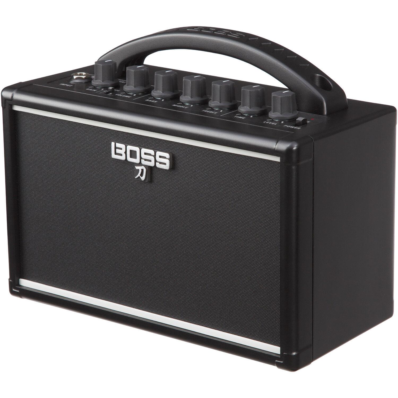 Boss KATANA-MINI, Compact Battery Powered Guitar Amplifier