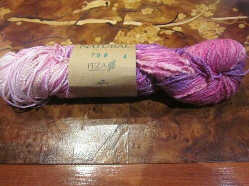 3 color choices Feza ALP NATURAL Yarn msrp $30//sk