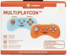 Artikelbild Snakebyte Multi Playcon Switch (blau & orange) 2x GamePad Switch