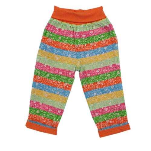 Sigikid pantalones Baby Giro pantalones pantalones deportivos chica Orange algodón talla 62,74,80