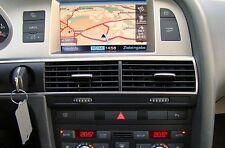 Audi MMI 2G Navigation Update West Europe A4, A5, A6, A8, Q7