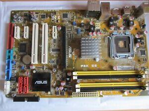 ASUS-P5K-SE-Socket-LGA-775-Motherboard-with-I-O-Backplate