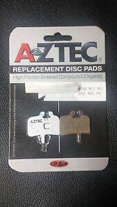 Aztec disc pads, Hayes PB8100, G1, G2, Mx1