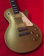 Last 1980 Tokai LS-50 Original Reborn OLD Gold Electric Guitar Japan Vintage
